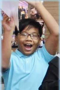 P6 Fadzly 2014, Jurong Primary School