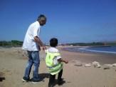 Beach walk2