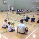 Sports ability 2016 sitting volleyball