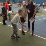 Tennis fest skills