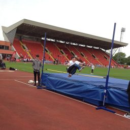 Y8 Gateshead athletics high jump2