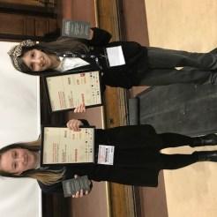 Engineers awards pupils