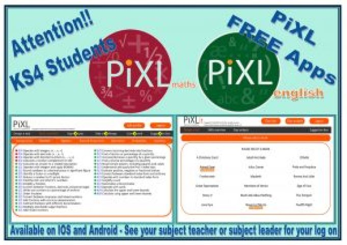 PiXL Apps Flier