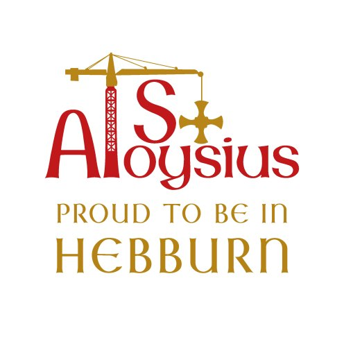 St. Aloysius Proud to be in Hebburn Logo-02