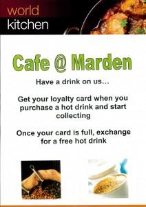 Hot drink loyalty