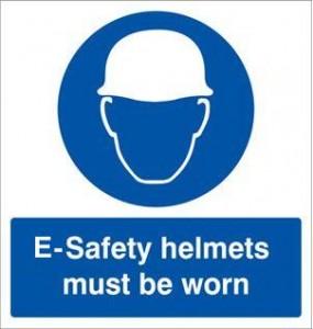 e-safetyhelmet