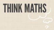 think maths