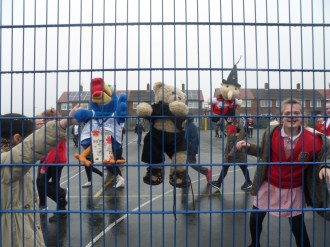 Look what happens when Year 4 take the photographs!