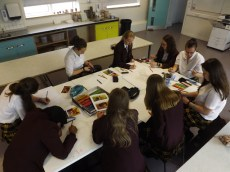 Year 9 Art Club