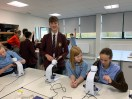 Working with students from Blackthorns School