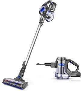 MOOSOO Cordless Vacuum 4-in-1 Vacuum Cleaner