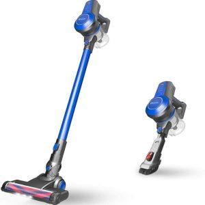 NEQUARE Cordless Vacuum Cleaner 18KPa Super Suction Pet Hair Eraser 4 in 1 Cordless Stick Vacuum