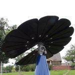 Smartflower Blooms for the First Time on UNC's C...