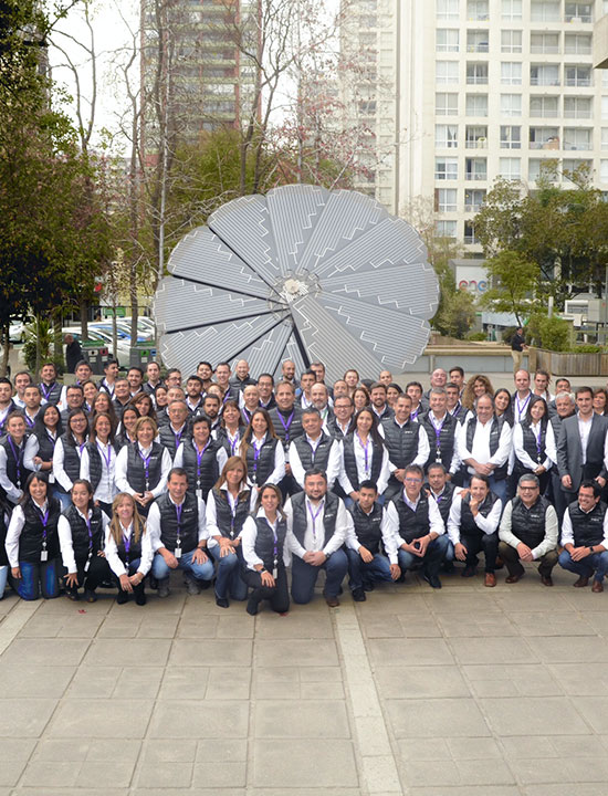 Smartflower Spends its Fourth Year with Enel Chile Read More