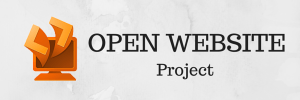 Open Website Project