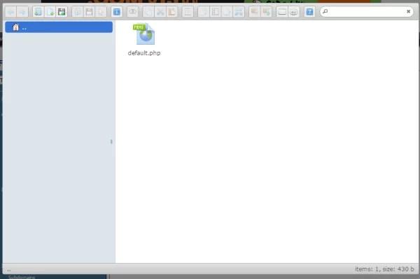 File Manager el Finder