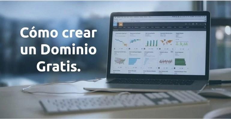 como-crear-un-dominio-gratis