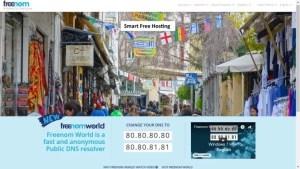 freenom-dashboard