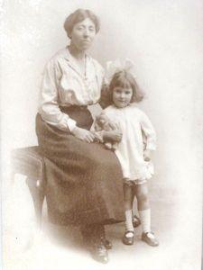 Margaret's mum
