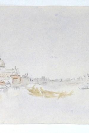 Turner In Venice