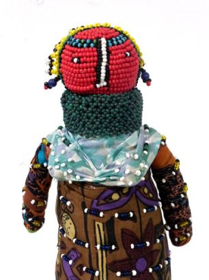Zulu Fertility Doll