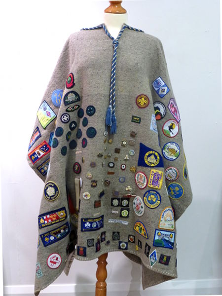 Girl Guide Blanket
