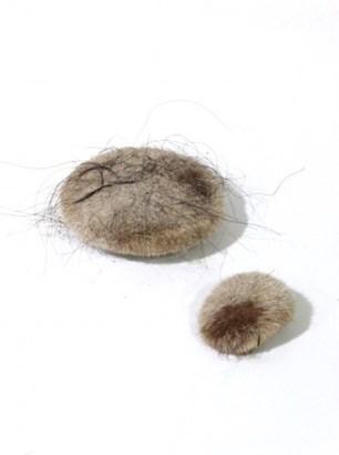 Horse Hair Pebbles