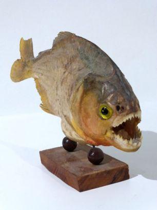 Pedro The Piranha