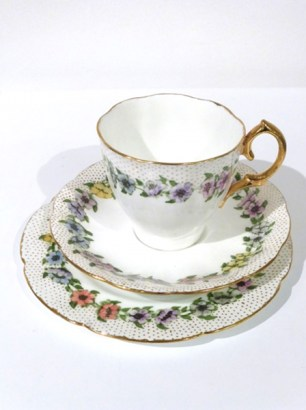 Hand Painted Teacup