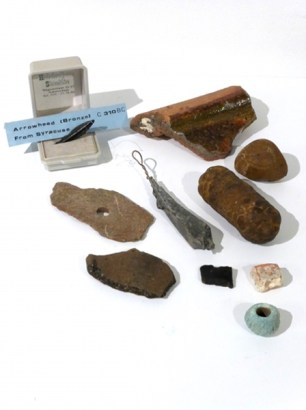 Barry Atkinson's Archaeological Finds