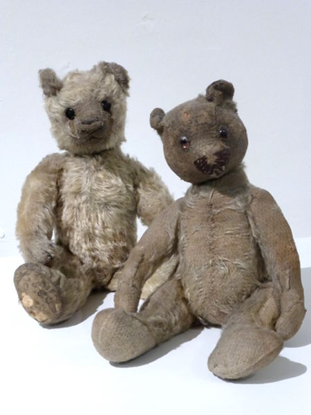 Mum's And Dad's Teddies