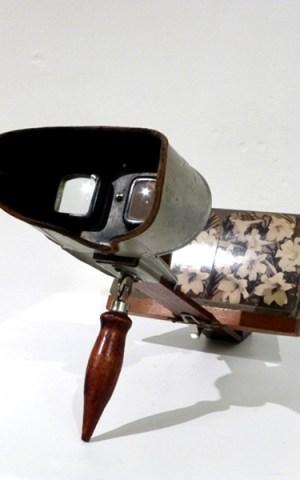 3D Victorian Stereoscope