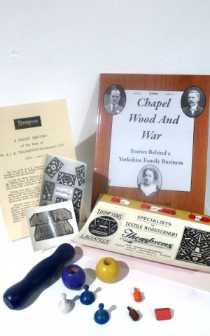 Historical Items From W & JR Thompsons