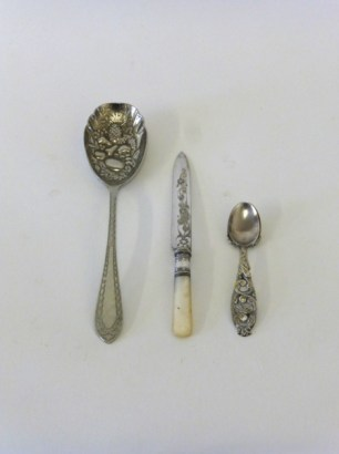 Spoons & Knife