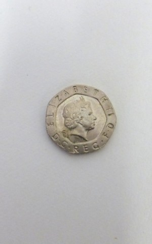 20p Mule Coin