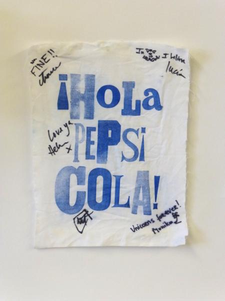 Hola Pepsi Cola – 'The Memories'