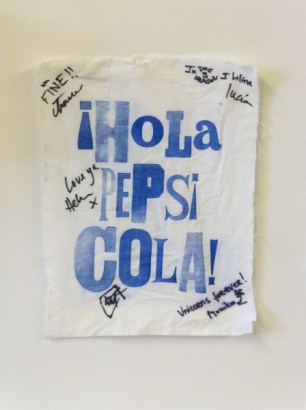 Hola Pepsi Cola – 'The Memories'