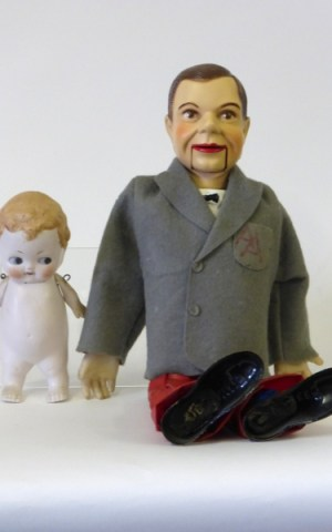 Lettuce's Doll And Ventriloquist Puppet