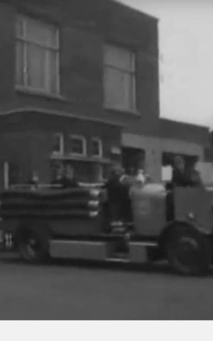 Gipton Fire Station 1950s – British Pathe Film