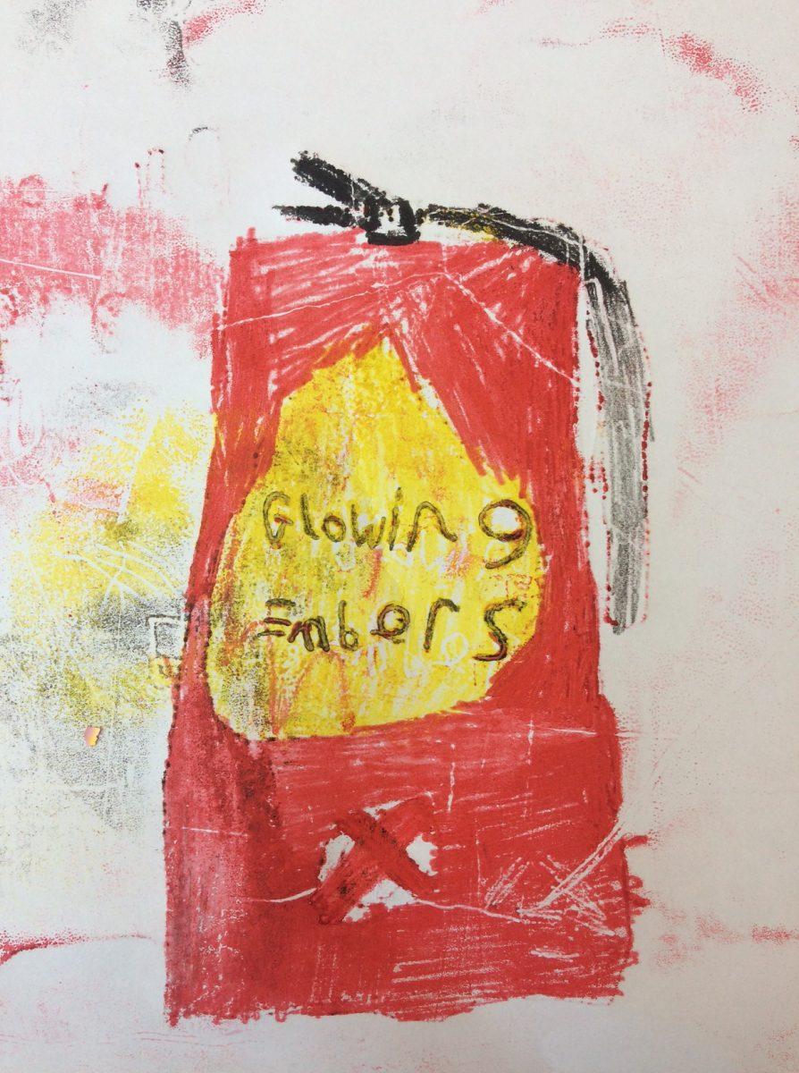 Glowing Embers Art Exhibition