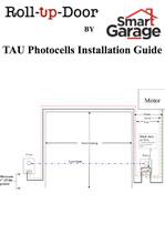 Roll Up Garage Door Installation Manuals | Smart Garage