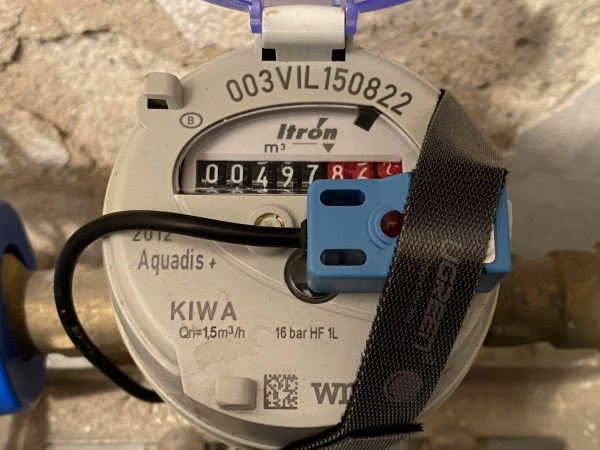 Connectix watermeter gateway