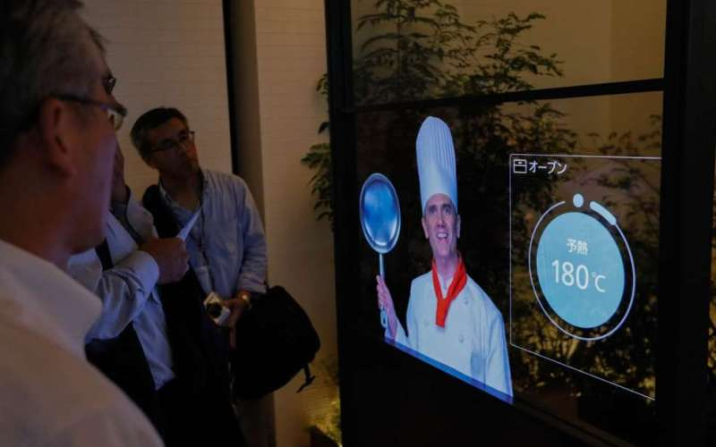 extra large 1476111677 cover image Futuristic Invisible Television is Panasonic's Latest New Invention