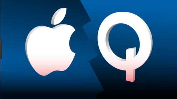 Qualcomm Apple Apple settles with Qualcomm for $4.5 Billion