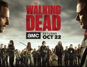 The Walking Dead Saison 8 : de retour dès octobre !
