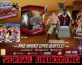 Unboxing : One Piece Burning Blood Collector