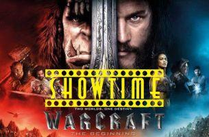 Showtime – Warcraft Le commencement