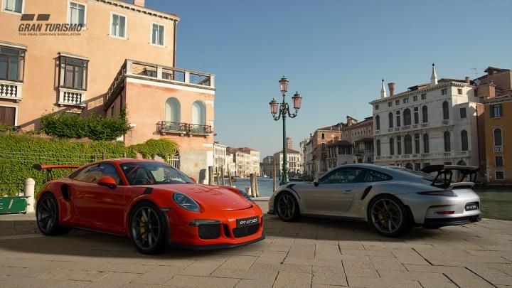 Démo Gran Turismo Sport