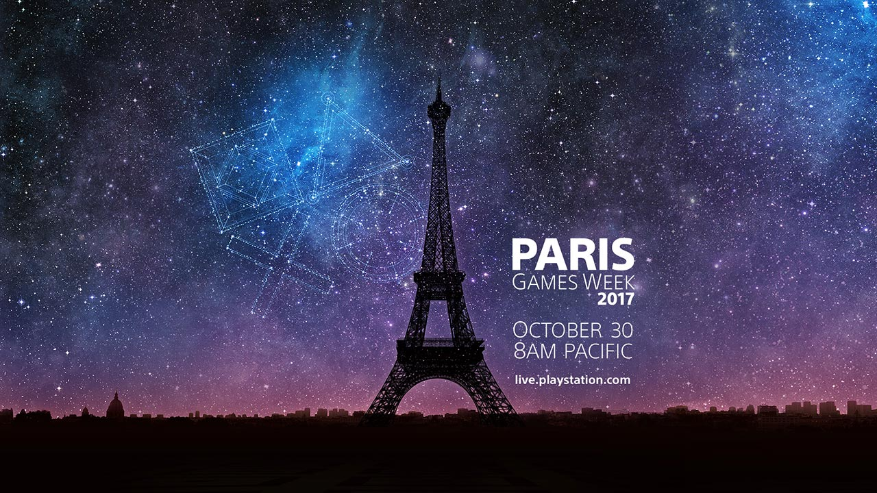 Sony Paris Games Week