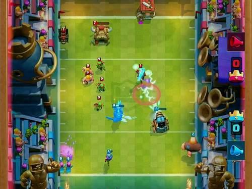 Touchdown Clash Royale